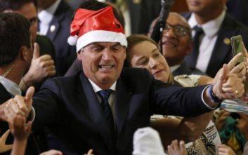 Βραζιλία: Προσωρινή απώλεια μνήμης υπέστη ο πρόεδρος Μπολσονάρου