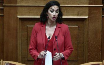 Δούνια: «O πρώτος προϋπολογισμός της κυβέρνησης θέτει στο επίκεντρο τους πολίτες»