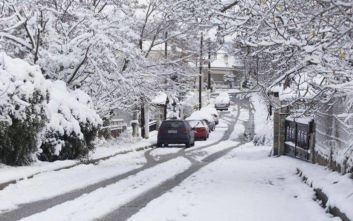 Γιάννης Καλλιάνος: Έρχεται ψυχρή εισβολή, τσουχτερό κρύο και χιόνια ακόμα και στην Αττική