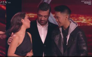 X-Factor: Δεν τα κατάφεραν οι AC2 - Δημήτρης Παπατσάκωνας και Γιάννης Γρόσης στον τελικό