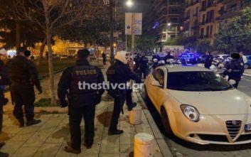 Θεσσαλονίκη: Πυροβολισμοί τη νύχτα στο κέντρο της πόλης, συνελήφθη ο δράστης