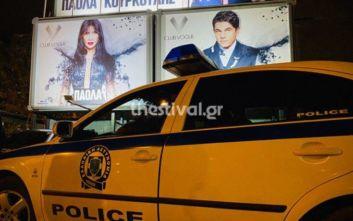 Θεσσαλονίκη: Τηλεφώνημα για βόμβα στο κέντρο που εμφανίζονται Πάολα και Κουρκούλης