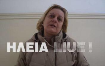 Πτώση αυτοκινήτου στο λιμάνι της Κυλλήνης: «Οι λιμενικοί με έσυραν έξω και μου έσωσαν τη ζωή»