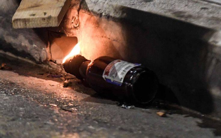 Εμπρηστική επίθεση σε υπαίθριο πάρκινγκ της Τροχαίας Αττικής