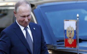 Πούτιν: Σημαντικό βήμα προς την αποκλιμάκωση με την Ουκρανία η συμφωνία