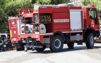 Κάηκε δημοτικό σχολείο στα Γρεβενά