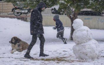 Καιρός: Ραγδαία επιδείνωση με χιονοπτώσεις μέχρι την Πρωτοχρονιά