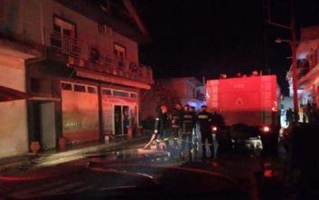 Αγρίνιο: Συναγερμός στην Πυροσβεστική για φωτιά σε σπίτι έξω από την πόλη