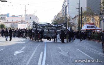 Αλέξης Γρηγορόπουλος: Κλειστή η Πανεπιστημίου, ξεκίνησε η πρώτη συγκέντρωση