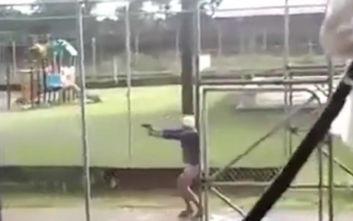 Βίντεο από το μακελειό σε φυλακή του Παναμά - Τουλάχιστον 14 νεκροί