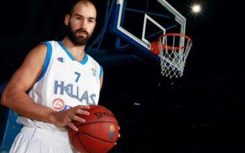 Μετά τον Πιτίνο και η FIBA θέλει να ξαναδεί τον Σπανούλη στην Εθνική