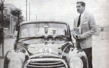 Έφυγε από τη ζωή ο αιωνόβιος οδηγός αγώνων Νίκι Φιλίνης