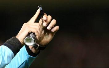 Super League: Αποχή αποφάσισαν οι διαιτητές