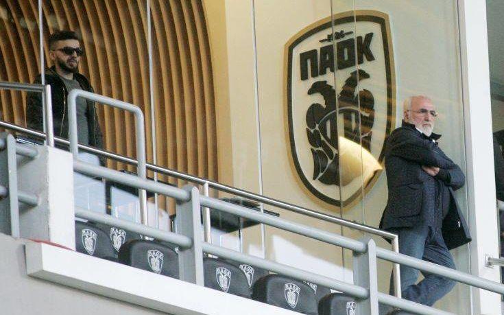 ΠΑΟΚ: Αύξηση μετοχικού κεφαλαίου 10 εκατομμυρίων κάλυψε ο Ιβάν Σαββίδης