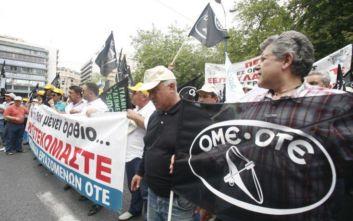 Συνεχίζει τις απεργιακές κινητοποιήσεις η ΟΜΕ ΟΤΕ