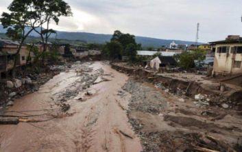 Κολομβία: Κατολίσθηση λάσπης έπνιξε χωριό στην Τολίμα - 8 αγνοούμενοι