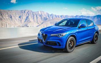 SUV το Sportscar της χρονιάς: Alfa Romeo Stelvio Quadrifoglio ψήφισαν οι αναγνώστες του Auto Bild