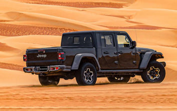 «Πρεμιέρα» για το Jeep Gladiator σε φεστιβάλ του Abu Dhabi