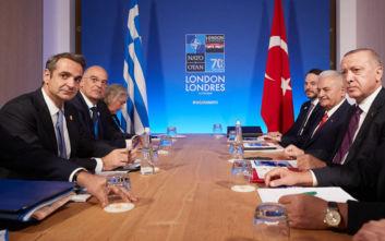 Η χρωματική σημειολογία της γραβάτας στις 20 και πλέον συναντήσεις του Ερντογάν με Έλληνες πρωθυπουργούς