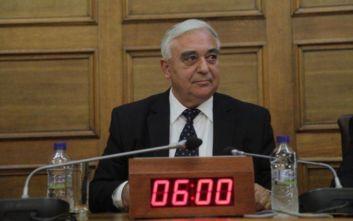 Σήμερα η κηδεία του πρώην βουλευτή της ΝΔ Γιώργου Δεικτάκη