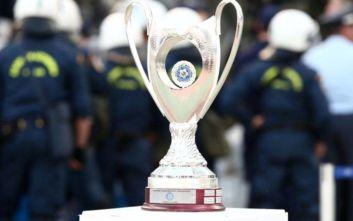 Οριστική αναβολή του τελικού Κυπέλλου – Τη Δευτέρα η απόφαση για ημερομηνία και γήπεδο