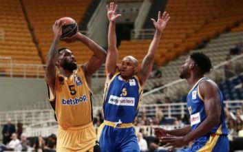Basketball Champions League: Μονομαχία κορυφής για ΑΕΚ, δοκιμασία στη Λετονία για Περιστέρι