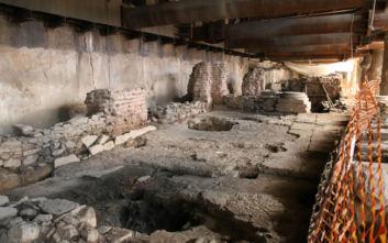 Στο ΣτΕ τα αρχαία του Μετρό της Θεσσαλονίκης