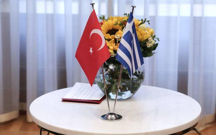 Διαβουλεύσεις μεταξύ των ΥΠΕΞ Ελλάδας και Τουρκίας την Παρασκευή