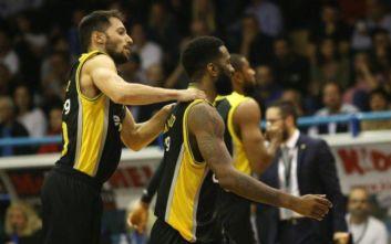 Basketball Champions League: Επιβλήθηκε της Ορτέζ και της κούρασης η ΑΕΚ