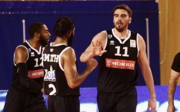 Basketball Champions League: Μεγάλο διπλό στη Βόννη ο ΠΑΟΚ