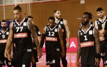 Basketball Champions League: Η Μπεσίκτας «τράβηξε» τον ΠΑΟΚ στην τελευταία θέση