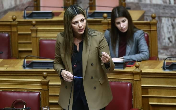 Ζαχαράκη: Προϋπολογισμός 17,9 εκατ. ευρώ για την ένταξη προσφυγόπουλων στα σχολεία
