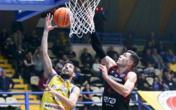 Basketball Champions League: Νίκη και σε τροχιά πρόκρισης το Περιστέρι
