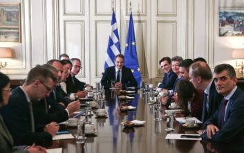 Μητσοτάκης για προσφυγικό: Δεν είναι ελληνοτουρκικό πρόβλημα, επηρεάζει συνολικά την Ευρωπαϊκή Ένωση
