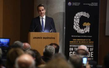 Κυριάκος Μητσοτάκης: Πολύ βαριά τα εθνικά συμφέροντα για να υπηρετούνται με την ελαφρότητα της δημαγωγίας