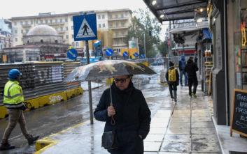 Κακοκαιρία Διδώ: Κλειστοί δρόμοι στη Χαλκιδική - Αντιολισθητικές αλυσίδες στην Ημαθία