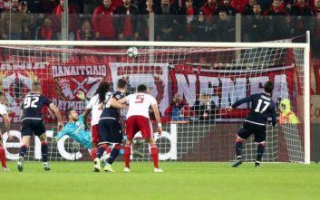 Ολυμπιακός - Ερυθρός Αστέρας: Χωρίς τέρματα (0-0) τελείωσε το πρώτο μέρος