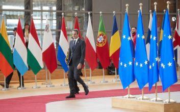 «Την τουρκική προκλητικότητα θα θέσει στο δείπνο των ηγετών της ΕΕ ο Κυριάκος Μητσοτάκης»