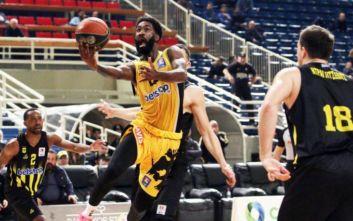 Basket League: «Τρόμαξε» για λίγο, αλλά επιβλήθηκε του Άρη η ΑΕΚ