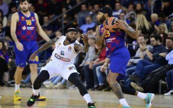 Euroleague: Προσπάθησε αλλά δεν μπόρεσε την υπέρβαση στη Βαρκελώνη ο ΠΑΟ