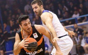 Basket League: Ηρακλής-Προμηθέας Πάτρας 70-72