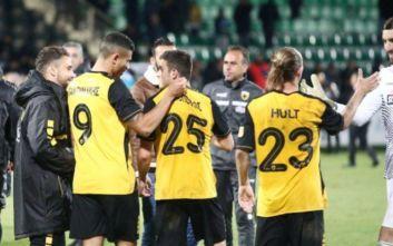 Ξάνθη-ΑΕΚ 0-1: Μεγάλη νίκη για την «Ένωση»