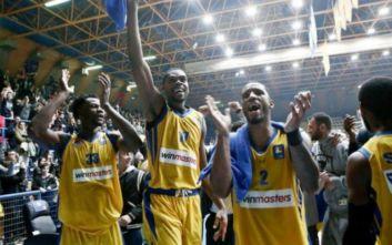 Basket League: Περιστέρι-Παναθηναϊκός 82-78: Πάλι του «έσπασε» το αήττητο