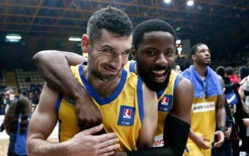 Basketball Champions League: Διπλό στη Ρίγα το Περιστέρι