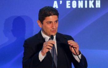 Αυγενάκης: Η ανάπτυξη του πρωταθλήματος εξαρτάται από τη συνεργασία μας
