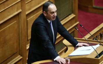 Πλακιωτάκης: Θα φυλάξουμε τα θαλάσσια σύνορα της πατρίδας μας, με οποιοδήποτε τρόπο και με οποιοδήποτε μέσο