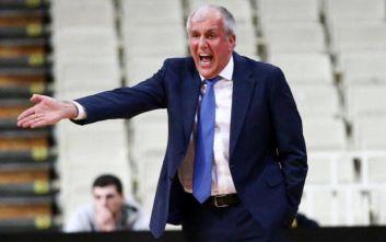 Ομπράντοβιτς: Πολύ δύσκολο το ματς με τον Ολυμπιακό