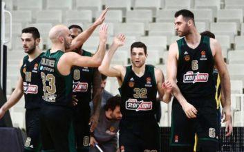 Euroleague: «Διπλό» τετράδας ψάχνει στο Τελ Αβίβ ο Παναθηναϊκός