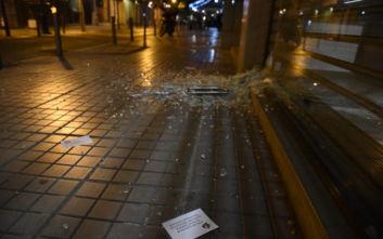Θεσσαλονίκη: Ανάληψη ευθύνης για τις επιθέσεις σε ΑΤΜ και όχημα σούπερ μάρκετ