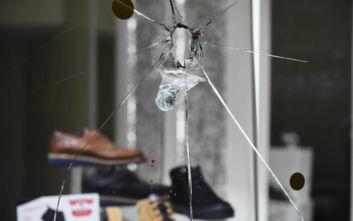 Θεσσαλονίκη: Ζημιές σε 13 καταστήματα από το μπαράζ επιθέσεων